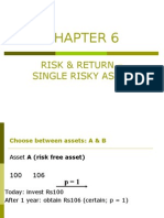 CHAPTER 6 - risk return single asset