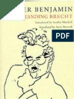 Benjamin, Walter. Understanding Brecht