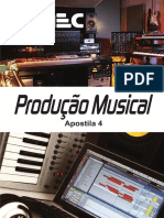 Produção Musical - Apostila 04 Versão AIMEC
