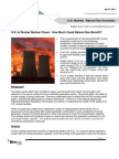 If Natural Gas replaced US Nuclear plants