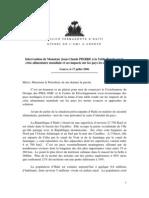 20080717-Session 1 (Fr) La crise alimentaire en Haïti - Jean-Claude Pier.