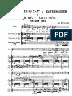 Stravinsky_-_Berceuses_du_Chat_FullScore