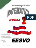 APOSTILAS DE MAT