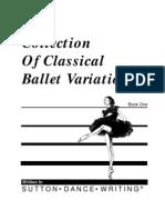 Ballet Variations