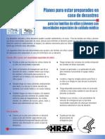 DisasterPreparednessforCSHCNSpanish