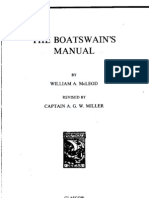 The Boatswain Manual