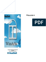 Manual WinArhi 4 INTERACTIV