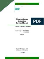 HISENSE PDH4239EU Service Manual V1.0