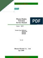 Hisense Pdp32xx Service Manual