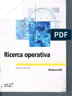 Hillier Lieberman Ricerca Operativa