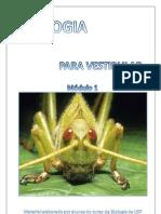Apostila de Biologia para vestibular - Módulo 1