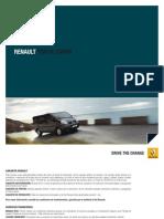 Renault Traffic 2011