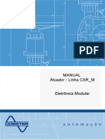 mn_057 - Manual Atuador CSR_M - CSM - Eletrônica Modular - PT - V00_0