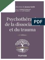 Psychothérapie de la dissociation et du trauma-2021