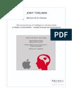 Neuromarketing Et Intelligence Émotionnelle(2)