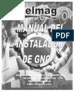 MANUAL DEL INSTALADOR DE GNC