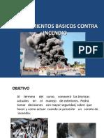 Manual Uso de Extintores