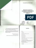 manual de controle de qualidade de matérias-primas vegetais para farmácia magistral