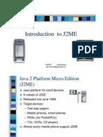 J2ME_Introduction