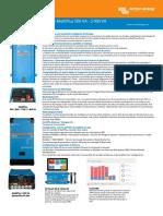 Brochure Victron Energy  MultiPlus 500VA 2000VA