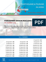 NUCLEAR UPDATES ON Fukushima Daiichi Accident due to Japan earthquake and tsunami 2011