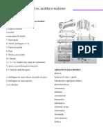 modelos ,moldes e matrizes