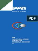 990097520_Catalogo Listino Termoidraulica Ed Ecoenergia 2019 - Allegati Tecnici Versione Integrale