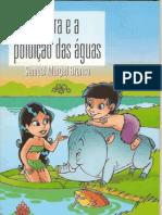 A Iara e a poluição das águas