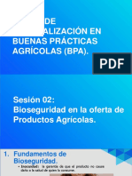Buenas Prácticas Agrícolas (BPA)