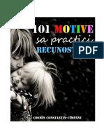 101_motive Sa Practici Recunostinta