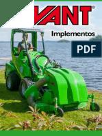 Nuevo Catálogo AVANT 2018 -ESP