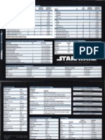 Star Wars (Saga Edition) GM Screen