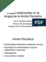 Drogas_Tradicionales_Terapia_Artritis_Psoriatica_Dra_Annelisse_Goecke