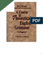[M.YA._Bloh]_Teoreticheskaya_grammatika_anglyskogo(BookFi)