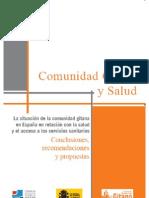 Comunidad Gitana y Salud