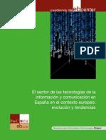 El sector de las tecnologías de la información y comunicación en España en el contexto europeo_evolución y tendencia
