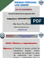 PINTURA E IMPRIMANTES