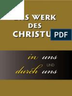 Das Werk Jesu Web