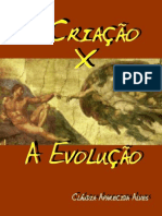 Claudia Aparecida Alves - Criação X Evolução