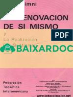 Baixardoc.com Renovacion de Si Mismo y Realizacion Por Si Mismo i k Taimni (1)