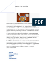 Gastronomia del atlantico y sus municipios