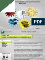 Modelo de Produccion de Contenidos Digitales
