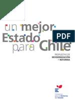 Un Mejor Estado Para Chile (Consorcio Para La Reforma Del Estado)