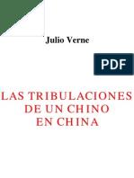 Verne Las Tribulaciones de Un Chino en China