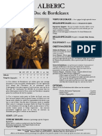 WFB6 -  Alberic Duc de Bordeleaux [Fanmade by Vlast de Naggarond]