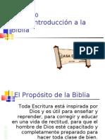 Breve Introducción a la Biblia 001