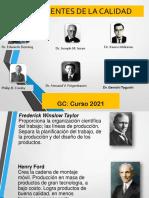 Referentes de La Calidad Clase2!07!04 2021 Corto