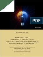 Inês Cardoso 2015146680 - Trabalho de Projeto