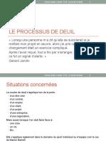 3 - processus de deuil