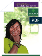 MANCOSA A5 Fees schedual Inter pur 2